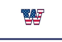 Red, White, Blue (and Purple) / by Washington Huskies