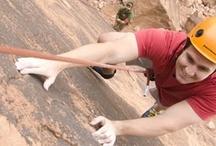 Rock Climbing  / by Sorrel River Ranch Resort & Spa