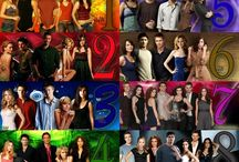 OTH and the OC. 2 different but great shows, one awesome board. / so i pinned so much that i made it its own board / by Sarah Madden