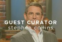 "Guest Curator: Stephen Collins, Bravo TV Star / We partnered with Bravo TV to bring you this collection of art curated by Stephen Collins. Stephen is host of the hit new show ""Property Envy,"" a hotelier/designer/art historian, and a graduate from the ""University of Life."" / by UGallery"