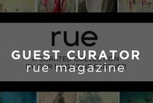 "Guest Curator: Rue Magazine / Experts from the fashion, decor, and lifestyle magazine have curated a collection of art. We are thankful for their expertise in providing ""a pathway to stylish living."" Check out the full collection here: http://www.ugallery.com/rue-collection. / by UGallery"