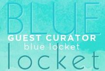 Guest Curator: Blue Locket / Art consultant Nadya Sagner, founder of Blue Locket Art Consulting, has picked some of her favorite pieces from our site in her own curated collection. / by UGallery