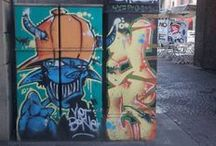 Graffiti / Street art around the world / by Decater Collins