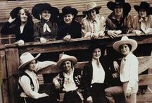 History / Historical photos from the women who shaped the West. / by National Cowgirl Museum and Hall of Fame