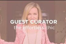 Guest Curator: The Effortless Chic / Wardrobe stylist Jen Pinkston is the creator of the lifestyle site The Effortless Chic that celebrates everyday style of fashion, interiors, traveling and entertainment.   / by UGallery