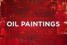 UGALLERY: Oil Paintings / by UGallery
