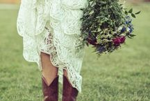 |mrs.chriswell-Boho-Rustic Wedding| / .boho rustic. / by Aubree Anderson