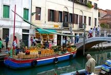 Bella Venezia / by Rosemary Vidal Shire