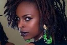 Locs, Rows & Fros / So Happy To Be Nappy. Its ALL good! / by Cecile Sims