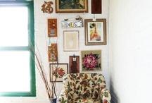 Rooms and Walls / by Elizabeth Endara