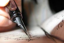 Write / by Darlene Chavez