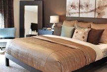 Bedrooms / by Darlene Chavez