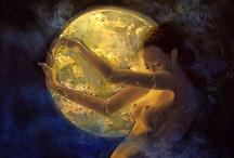 Mystical Moon...Magical Light / by Ida Pintye Gajate