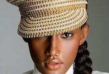Crowning Glory: Hats, Wraps, Turbans and Scarves / by Cecile Sims
