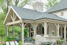 Outdoor ideas / by Alana Mobley