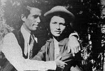 Bonnie & Clyde / by Debbie Kreppel Smith