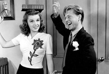 {people} Mickey Rooney & Judy Garland / by Sereina