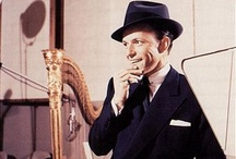 {people} Frank Sinatra / Because he's been my favorite singer since I was ten. / by Sereina