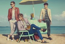 Mens Summer Inspiration / by Flannels Fashion