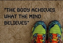 Fitness - Motivational Quotes / by Connie Iannello