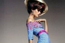 Elegant Empire/Cheongsam Dress / Cheongsam, Empire Waist, Sheath, Shift Dress / by Evelyn Flores
