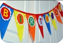 Kids - Birthday Parties Ideas / by Connie Iannello