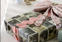 DIY - Gift Wrapping / by Connie Iannello