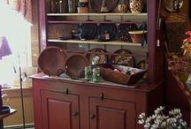 Antiques, Flea Markets, and Vintage Junk / by Marjorie Lermond