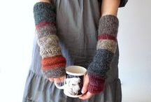 ❄ my knit world ❄ / by Anna Greco