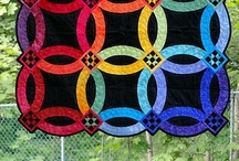 Quilts-works of art on fabric / by Rose Scanlon Calhoon Bays