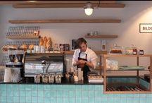 SMALL CAFE / by Alexandra Dewar