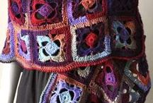 Crochet to wear from hats to dresses / Wearable Crochet items.#hats #gloves #skirts #sweaters #shawls #cowls  / by Launi Lewis