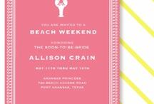 Invitations / by Kate {DomestiKatedLife}