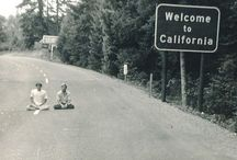 I ❤ California! / Been Here!  I lOVE California and I'm ready to go back.  There's no place quite like it:)  / by Teri Skoda