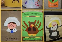 Teacher - Thanksgiving in the Classroom / by Mary Beth Schultz