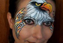Face Painting / by Ferralyn Chezik