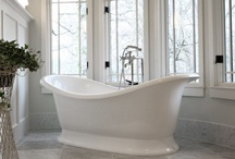 Bath ♥ Kitchen ♥ Laundry ♥ Mudroom / Home Sweet Home / by Zanna Russell