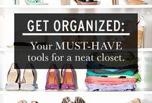 Organization & Cleaning Tips / by Jayma Brubaker Gobrogge