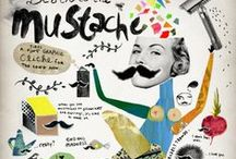 kunst - illustrations / _____are they one-of-a-kind_____ ? ? / by Dot Van Deest