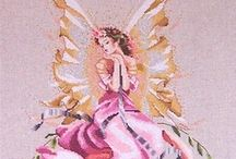 Cross Stitch & Embroidery & Needlepoint / by Lucie