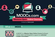 MOOCS / Massive Open Online Courses (MOOCs) are free, non-degree online courses with open unlimited global enrollment to everyone. / by Library 10th
