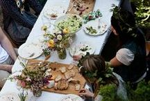 parties | tables / by Elizabeth Goodnite