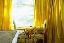Yellow / by Jill Croka