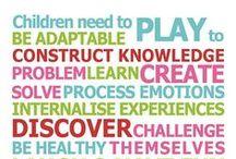 preschool/education / by Michelle Dew