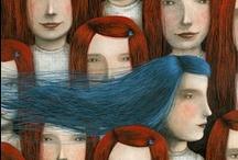 ART OF A NEW GENERATION / by kat DeBlois