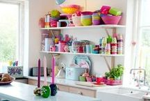 i heart creative spaces / home decorating, home / by Seven Cherubs