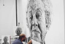 Inspirational Artists / by Arri 아리 Hotalen
