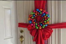 i heart christmas  / christmas, christmas ideas, / by Seven Cherubs