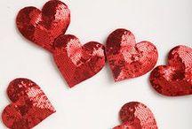 i heart hearts / heart, hearts / by Seven Cherubs