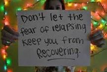 RecoverED / There's more to life than your eating disorder. I am recovering from c-ptsd and anorexia nervosa. I am a recovery warrior. <3  / by Hello Anne Marie